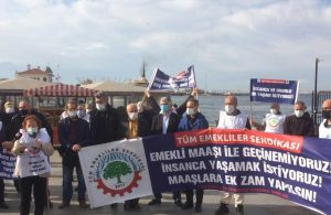 Tüm Emekli-Sen'den çağrı: 27 Nisan'da Kadıköy'de, 30 Nisan'da Ankara'dayız