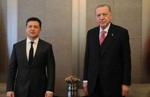 Erdoğan'dan Zelenskiy görüşmesi sonrası Karadeniz mesajı