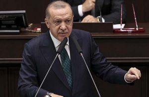Erdoğan CHP'yi hedef gösterdi: Hesabını ağır vereceksiniz