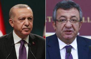 CHP'li Altay'dan Erdoğan'a 128 bin TL'lik tazminat davası