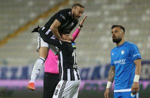 Gol düellosunda kazanan Beşiktaş
