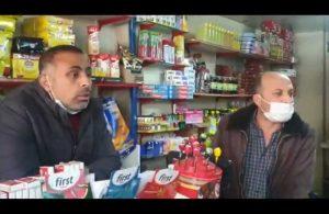 Esnaf isyan etti: Hastaneye gidemiyoruz, devlet yardım diye 'çay parası' verdi