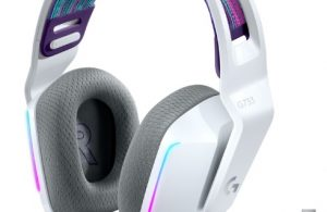 Logitech G733 : Hafif ve rengarenk oyuncu kulaklığı