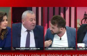 Enginyurt çileden çıktı… Gazeteci diye yayına gelen 'Troll' AKP'li olduğunu itiraf etti