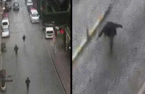 İstanbul'da sokak ortasında silahlı çatışma: 1 yaralı