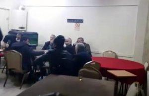 Kırıkkale'de kıraathaneye polis baskını: 9 kişiye 56 bin 250 TL ceza