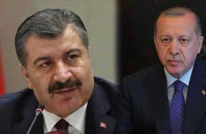 Erdoğan sert çıktı, Koca fikir değiştirdi