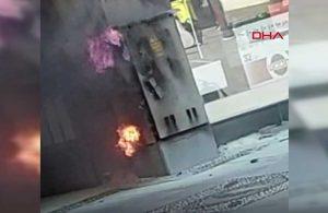 Gaziantep'te patlama paniği