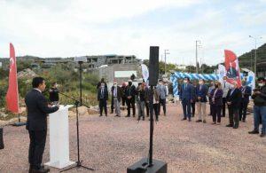 Halikarnas Balıkçısı Seyir Terası açıldı