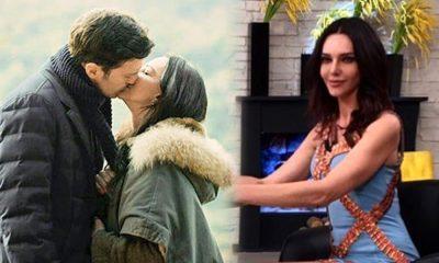 Hande Ataizi: Diziyi çekerken 6 kere öpüştük ama…