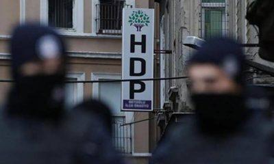 HDP Pertek İlçe Eş Başkanı gözaltına alındı