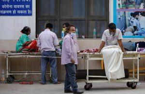 Fransa'dan Hindistan'a oksijen desteği