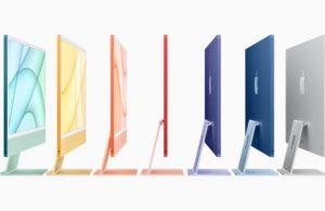 Yeni Apple iMac 2021 yeni tasarımı ile ilgi çekti