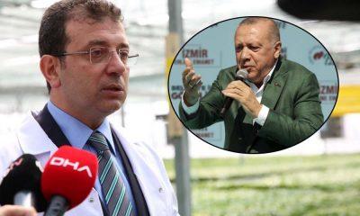 İmamoğlu'ndan Erdoğan'a: Beyan biçimi psikolojik olarak sorgulanmalıdır