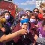 Şiddete maruz kalan kadın isyan etti: Ölmek istemiyorum, sesimizi duyurun