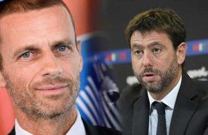 """""""Juventus başkanı kadar yalan söyleyen birini görmedim"""""""