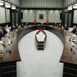 Gözlerin çevrildiği Kabine Toplantısı başladı