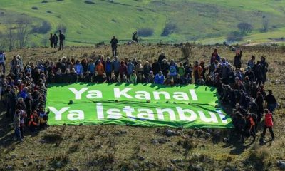 Kanal İstanbul'a karşı açılan davada bilirkişiler yenilendi
