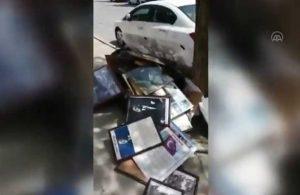 Atatürk posteri ve İstiklal Marşı tablosu çöpten çıkmıştı! Okul müdürü görevden uzaklaştırıldı