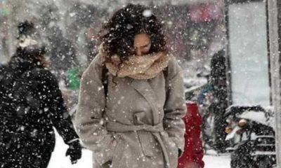 Meteoroloji'den Nisan ayında kar uyarısı