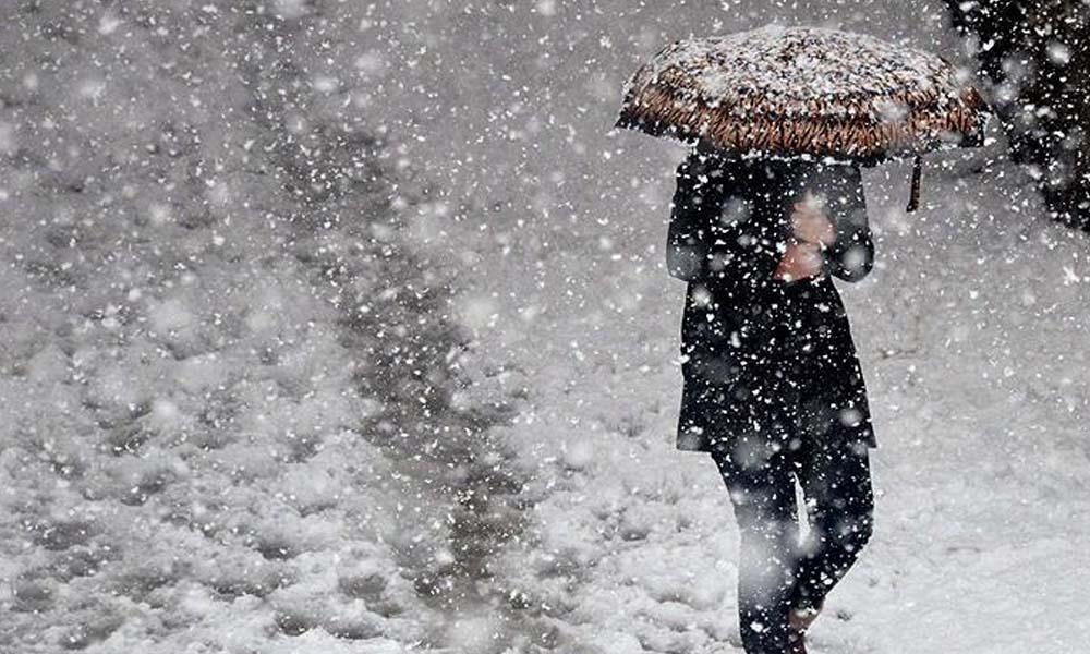 4 il için kar yağışı uyarısı