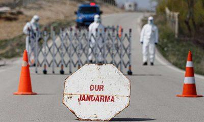 2 köye koronavirüs karantinası