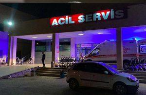 Iğdır'da filyasyon ekibi dönüş yolunda kaza yaptı: 3 yaralı