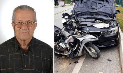 Ekmek almaya giderken geçirdiği trafik kazasında hayatını kaybetti
