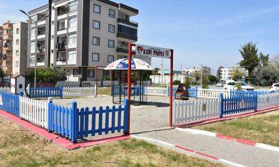 Tarsus Belediyesi'nden can dostlara jest: 'Dost Patiler Eğitim ve Oyun Parkı' açıldı