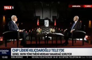 Kemal Kılıçdaroğlu Merdan Yanardağ'ın sorularını yanıtladı: Tarihini bilmeyen ülkeyi yönetemez