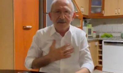 Kılıçdaroğlu, evinin mutfağından aktrollerin algı yaratmasını anlattı