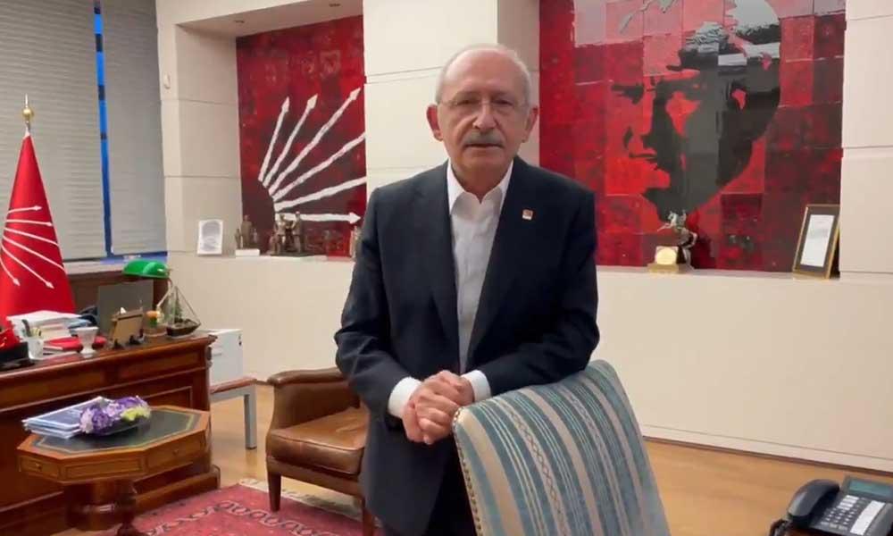 Kılıçdaroğlu'ndan fezleke yanıtı: Hodri meydan!