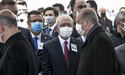 Erdoğan siyasi husumetini cami avlusuna taşıdı