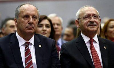Kılıçdaroğlu'ndan Muharrem İnce'ye telefon