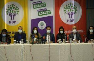 HDP'li Dede: Mahkemedeki tablonun sinyalleri Soylu ve Altun'dan geldi