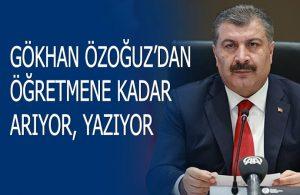 Bakan Koca'nın AKP kongreleri hariç herkese bir cevabı var!