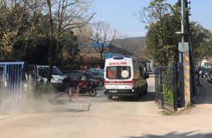 Döküm fabrikasında patlama: 5 yaralı