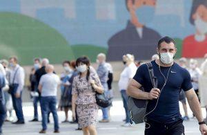 Maske kullanımını gözden geçirecek araştırma