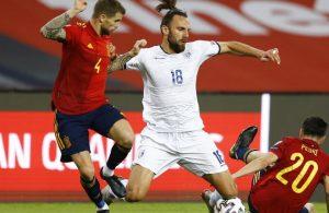 Kosova'yı tanımayan İspanya'dan milli maçta küçük harf skandalı!