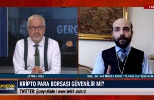 Doç. Dr. Ali Murat Kırık uyardı: Şimdilik kripto para piyasasından uzak duralım