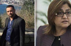 Almanya'ya insan kaçırdığı iddia edilen Ersin Kilit, Fatma Şahin'i işaret etti