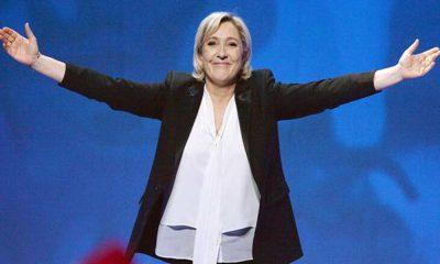 Fransa'da aşırı sağcı Marine Le Pen cumhurbaşkanı adayı oldu