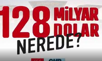 Kaftancıoğlu'dan gündeme oturan'128 milyar nerede' videosu