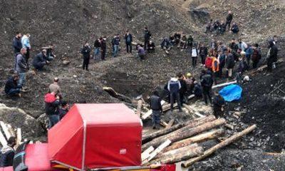 Zonguldak'ta kaçak maden ocağında göçük: 1 işçi göçüğün altında