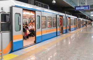 Mecidiyeköy metro istasyonu bakım onarım çalışmaları nedeniyle kapatıldı