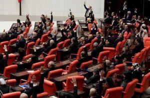 'Belediyeler aracılığıyla iltica araştırılsın' önergesi AKP ve MHP tarafından reddedildi!