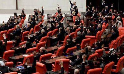 'Belediyeler aracılığıyla iltica araştırılsın' önergesi AKP ve MHP'ye takıldı!