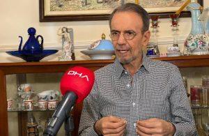 Mehmet Ceyhan: Aşıyla kısır olmak mümkün değil