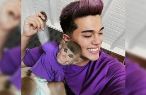 Maymun besleyen fenomen Meriç İzgi'ye hapis şoku