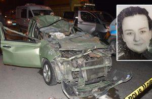 İzmir'deki dehşet verici kazada navigasyon detayı